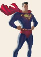 Superman by CMGfx