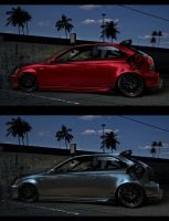 Honda CIvic JDM-Two versions by Lopi-42