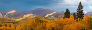 Fall Mountain Pan 2 by JosefHey