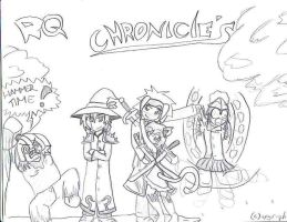 RQ chronicles with out Ska by ChronoJ