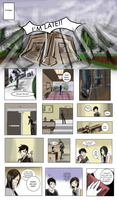 Guardian Academia: Prologue, page I by ZombieOwl