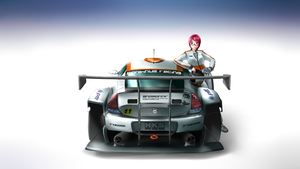Continue Racing CRZ GT300 by Anomonny