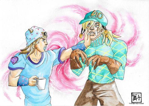 F*** off! That's my Coffee!! by Tanbi-no-Kami