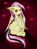 Flutterbat by venancia
