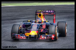 Red Bull F1 by nicholls34