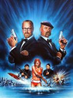 Epic Mythbusters by briguy111