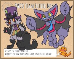 PMDO - Future Meme with Team Elementary by JulieKarbon