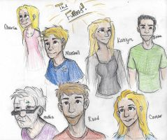 Meet the Fullers by NeverStop13