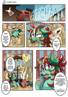 MLP - Cooking Quest page 1 by Dormin-Kanna