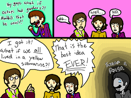 Forever a Ringo by Lemming-Of-The-BDA