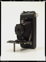 No. 1A Pocket Kodak II by yankeedog