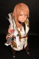 Lightning Farron by Lolipuff