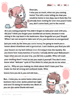 A Letter from Konoe to Jun by konoesuzumiya