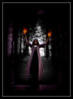 Witch of Fire edit by MagicBlanche