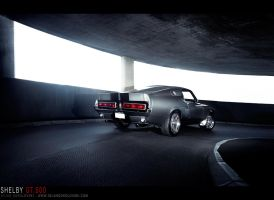 Shelby GT500 - Drive it - by dejz0r