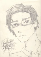Peter Parker by ginger-bread-gal
