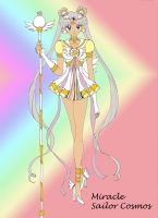 Miracle Sailor Cosmos Contest by OtakuMe