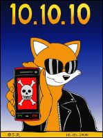10 10 10 by Megamink1997