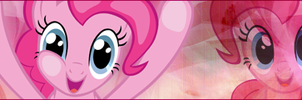 A quick made banner with Pinkie ~ by Nattsu-San