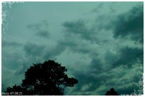 Quilt of clouds by hijau