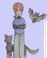 Dimitri and his three forms by DRei-chan