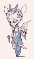 Pastel Baphomet 10$ CLOSED by R-WOLFE