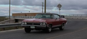 Traveling Chevelle by KyleAndTheClassics