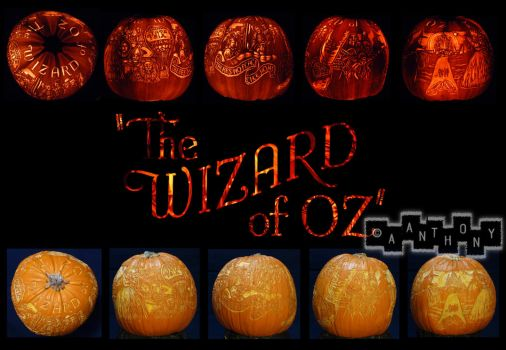 The Pumpkin of Oz by A--Anthony