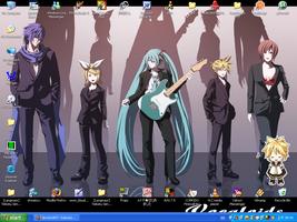 Current desktop wallpaper... by ryo-hakkai