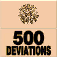 500 Deviations by wheelgenius