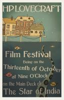 Lovecraft Film Festival by seaofdaves
