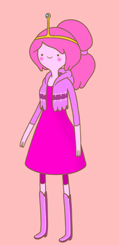 PB's  EXCLUSIVE NEW DRESS by Lalami-chan