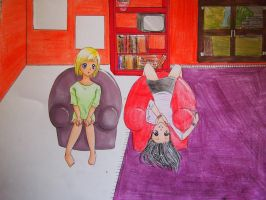 Panel 5: At home by claimed-spirit
