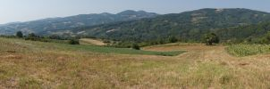 View from the hill by AnaMarija85