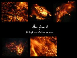 Fir fire 3 by Mithgariel-stock