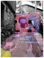Street Grafitti I by andytta