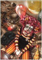 Clown Girl by Claudia-SG