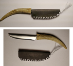 Dads knife by ThinkerOfThoughts