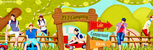 [Cover Zing] Go Camping With JYJ by YongYoMin
