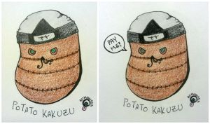 Potato Kakuzu by human1123