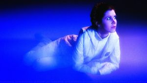 Carrie Fisher Princess Leia XXXVIII by Dave-Daring