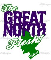 Welcome To The Great Northfresh! by PTdesigns