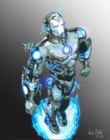 The New Iron Man by climbguy