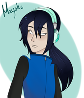 BH6_Mayoko by BBG4ya