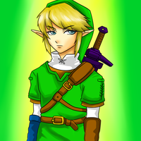 Twilight Princess Link by xXChibimotionXx