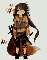 Male Kemonomimi AUCTION (closed) by Suzu-Adopts