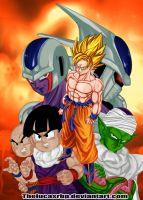Dragon Ball Z: Cooler's Revenge by thelucasrbp