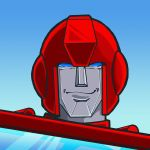 Commission: Ironhide by The-Starhorse
