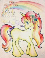 My Little Pony by spacecityrollergirl