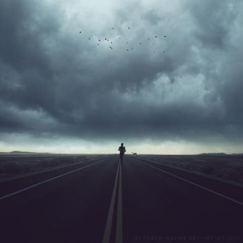 Like a road movie by octobre-rouge